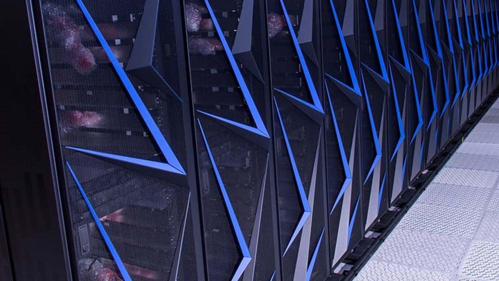 САЩ поръчаха най-мощния суперкомпютър в света