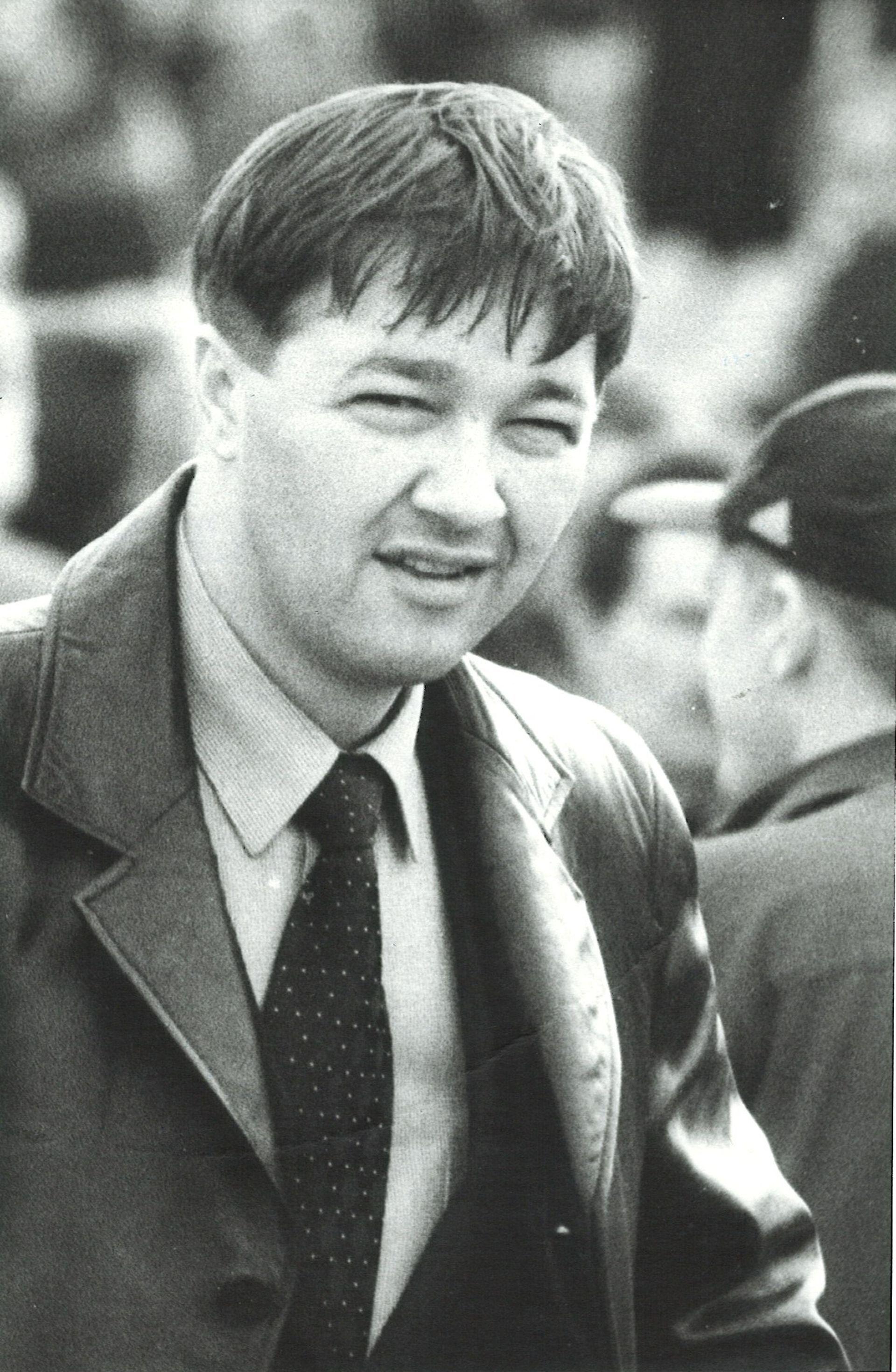 Покойният Анатолий Капский - човекът, създал и отгледал БАТЕ, по чиито завети клубът се движи и след смъртта му