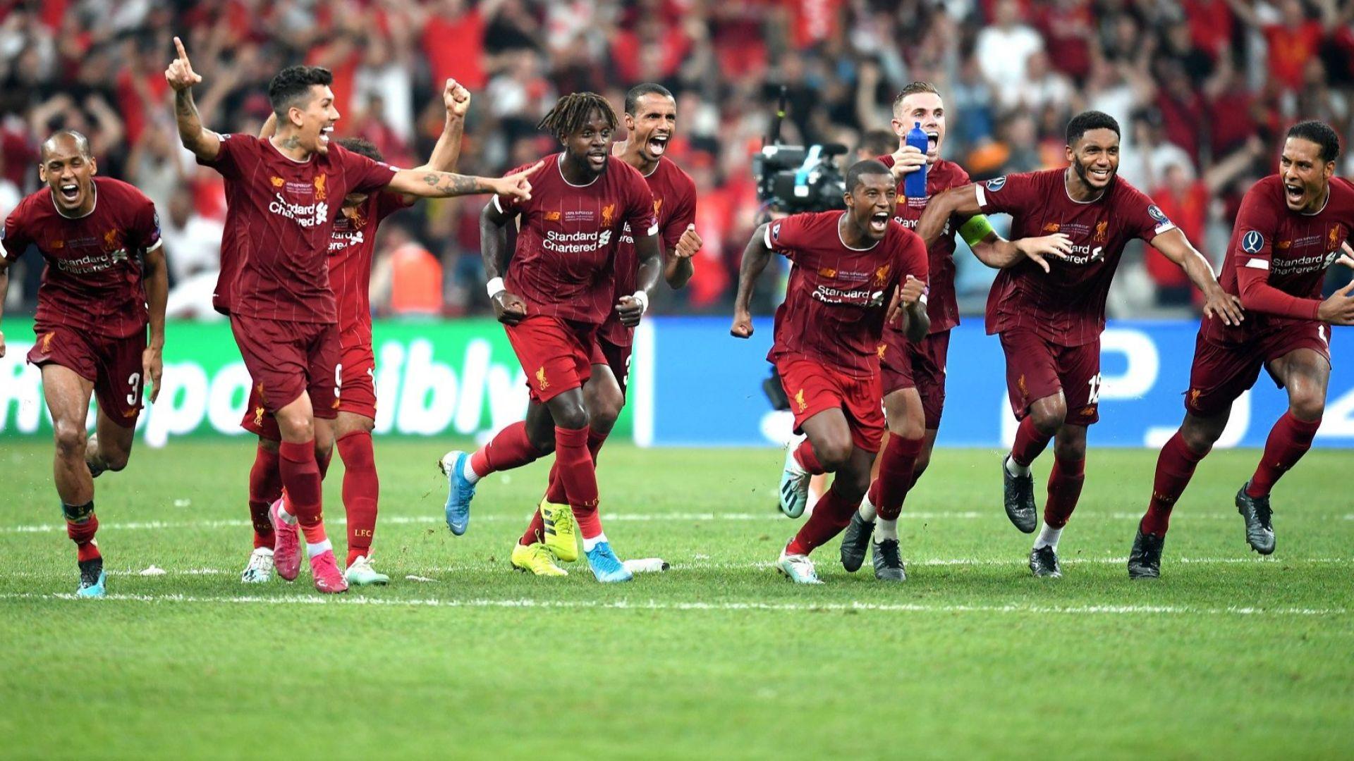 Симулация отреди: Ливърпул ще ликува с рекорд