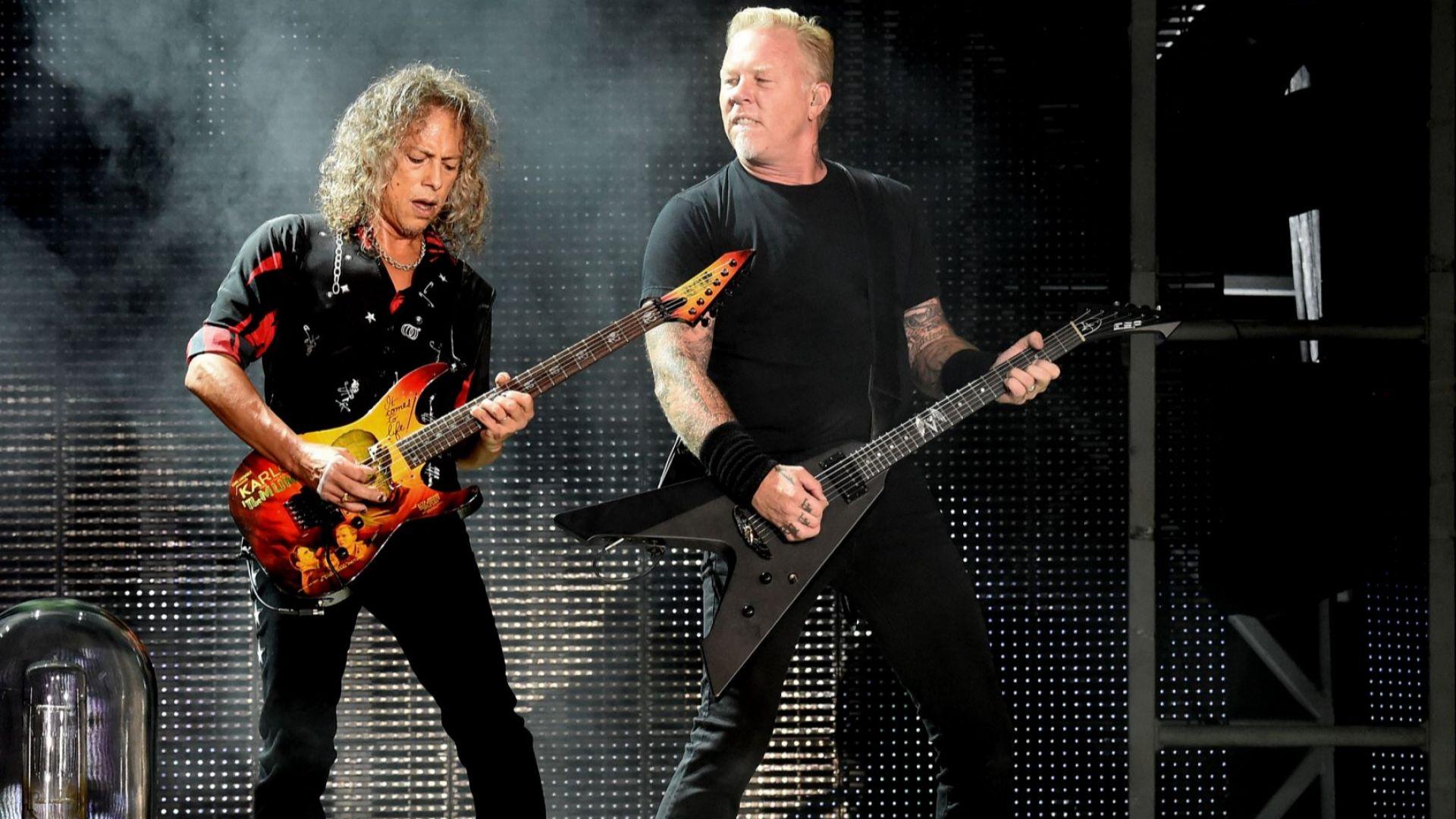 "Metallica обмислят да запишат ""карантинен"" албум"