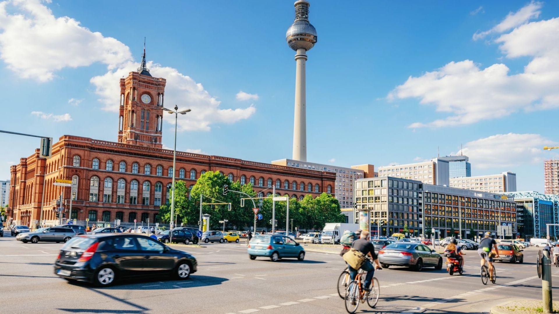 Малките немски фирми изтласкани към перифериите на градовете заради високите наеми