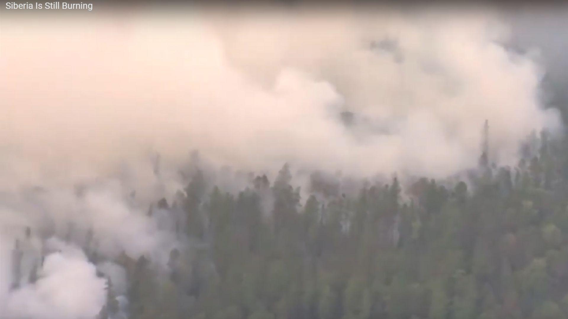 Нараства опасността от пожари в Арктика
