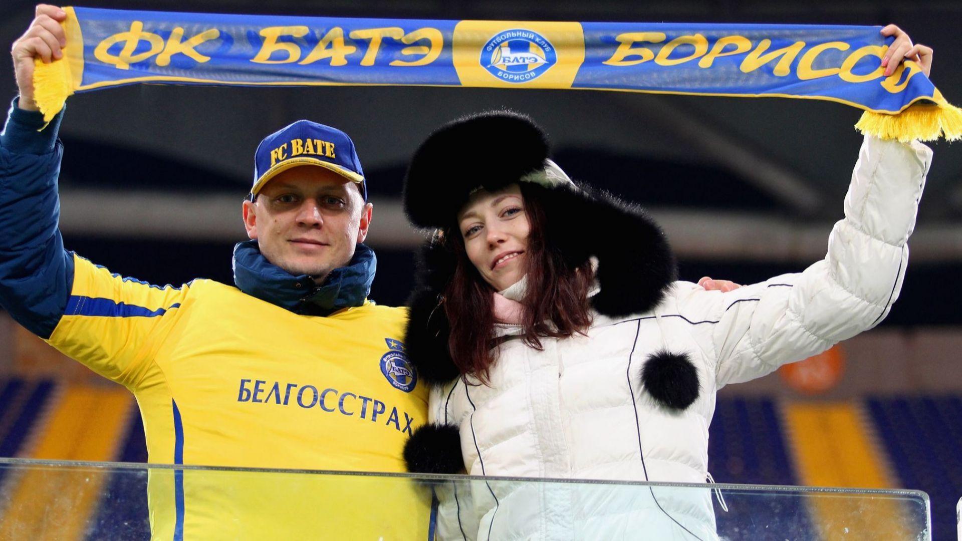 В Беларус все още се играе футбол, а фаворитите няма да ви подведат