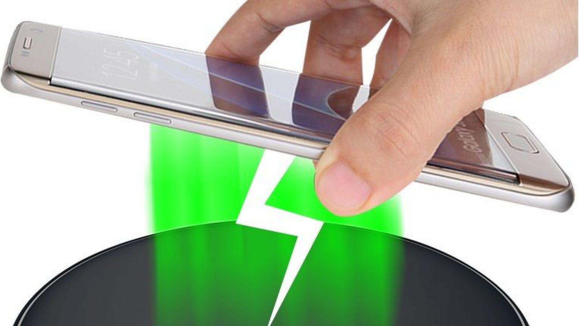 Защо безжичното зареждане е вредно за смартфона
