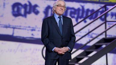 Робърт Де Ниро: Талантът е в изборите, които правиш