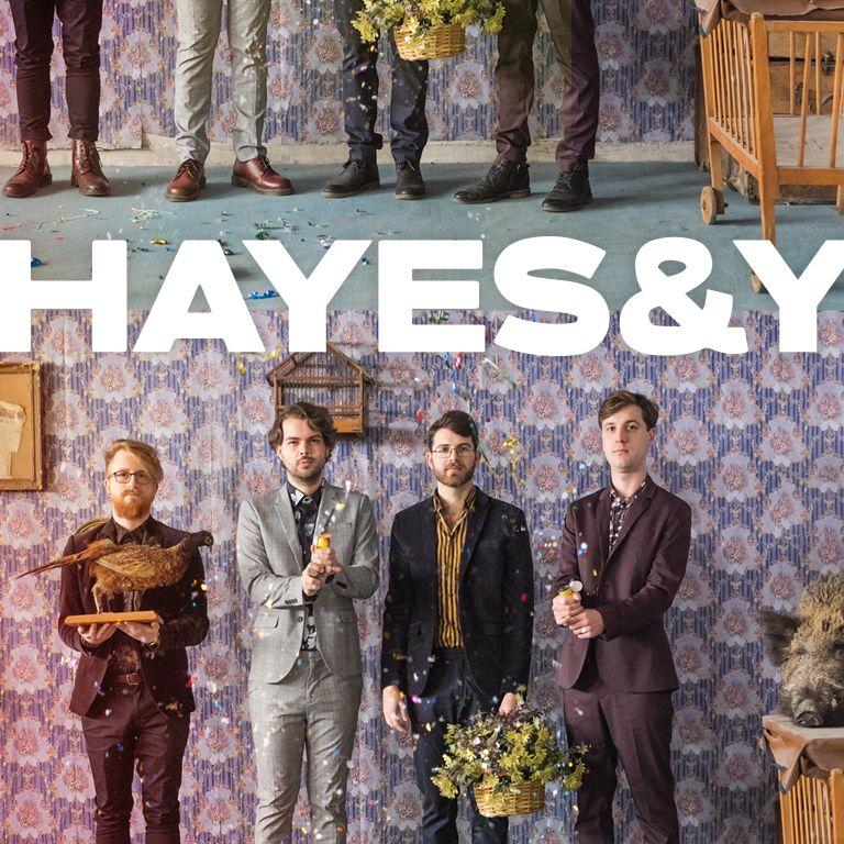 HAYES&Y от Първа английска в София до далечен Манчестър