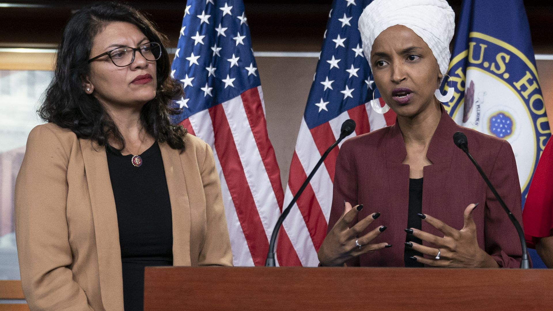 Конгресменките от САЩ осъдиха решението на Израел да не ги допусне