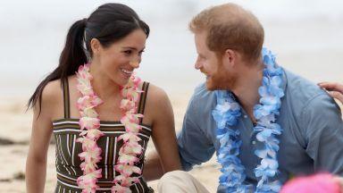 Принц Хари заведе Меган на тайна почивка в Ибиса за рождения ѝ ден