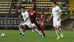 Следващият евросъперник на ЦСКА отнесе як пердах с шест гола