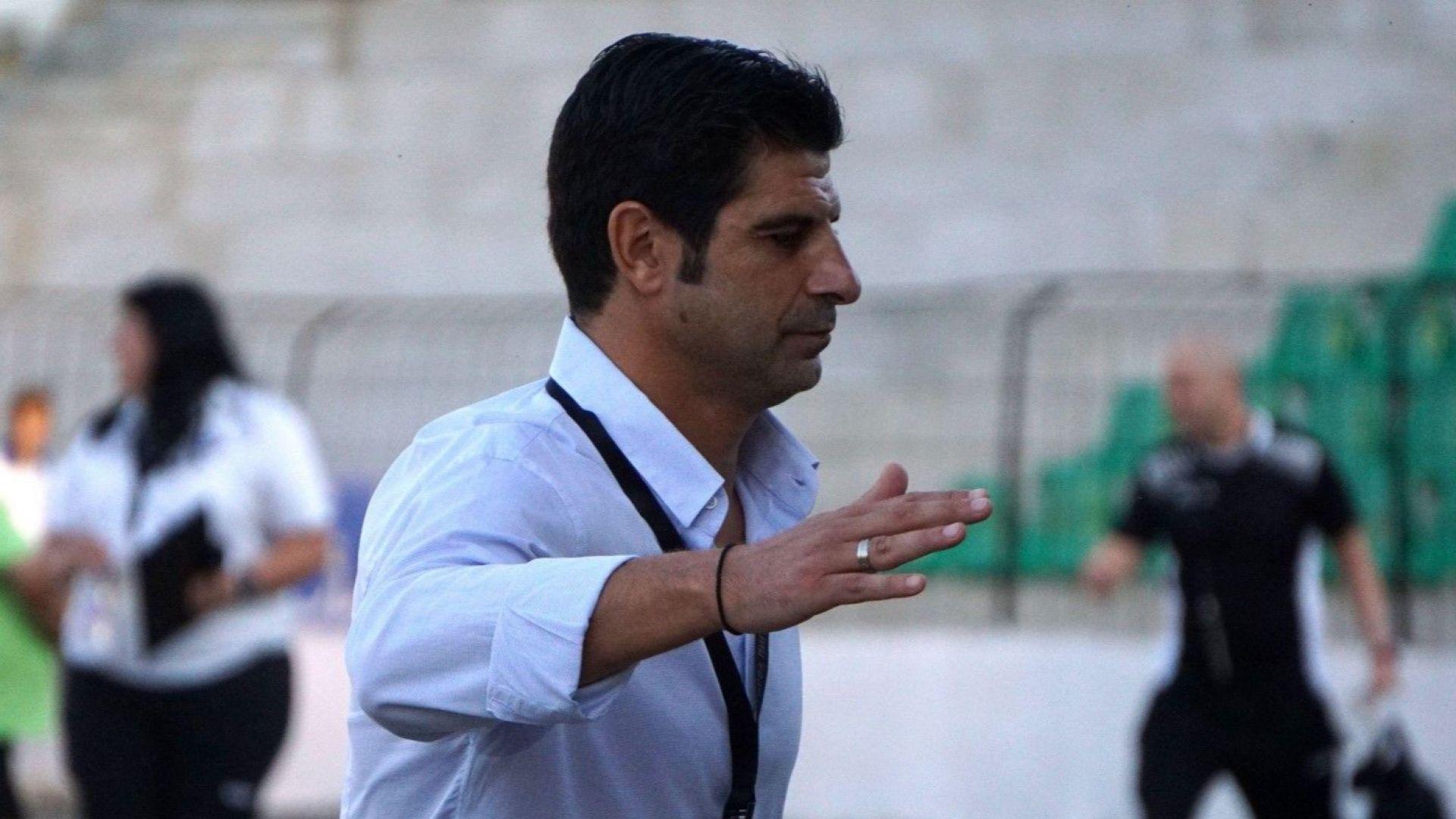 Гонзо се завръща като директор в родния Локомотив