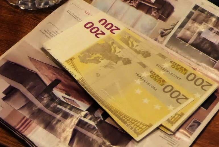 Част от парите са изнесени и в Европейския съюз