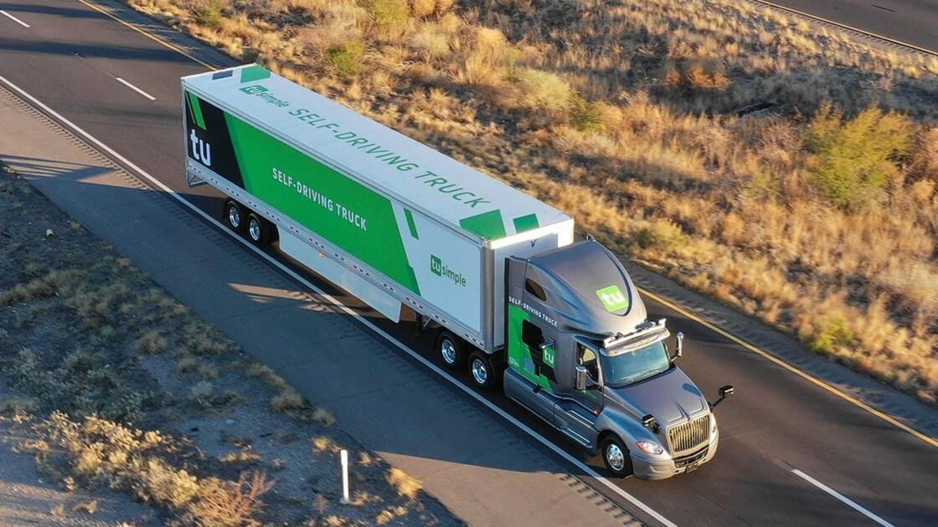 Камиони на UPS без шофьори вече се движат в САЩ