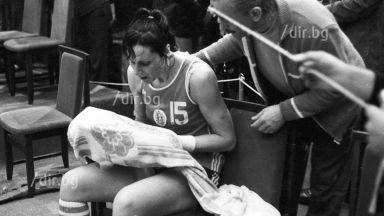 Почина баскетболната легенда Пенка Стоянова