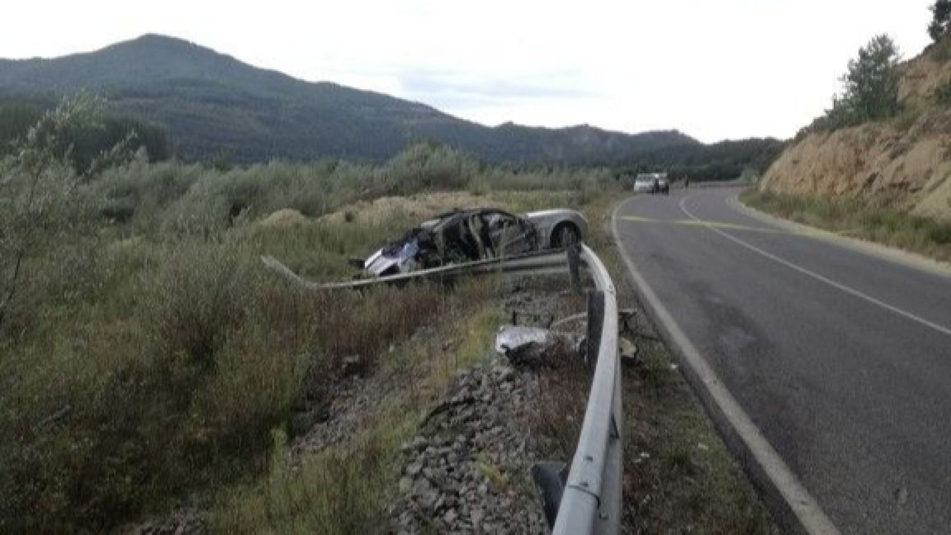 Жена загина, а други 3-ма бяха ранени при жестоката катастрофа