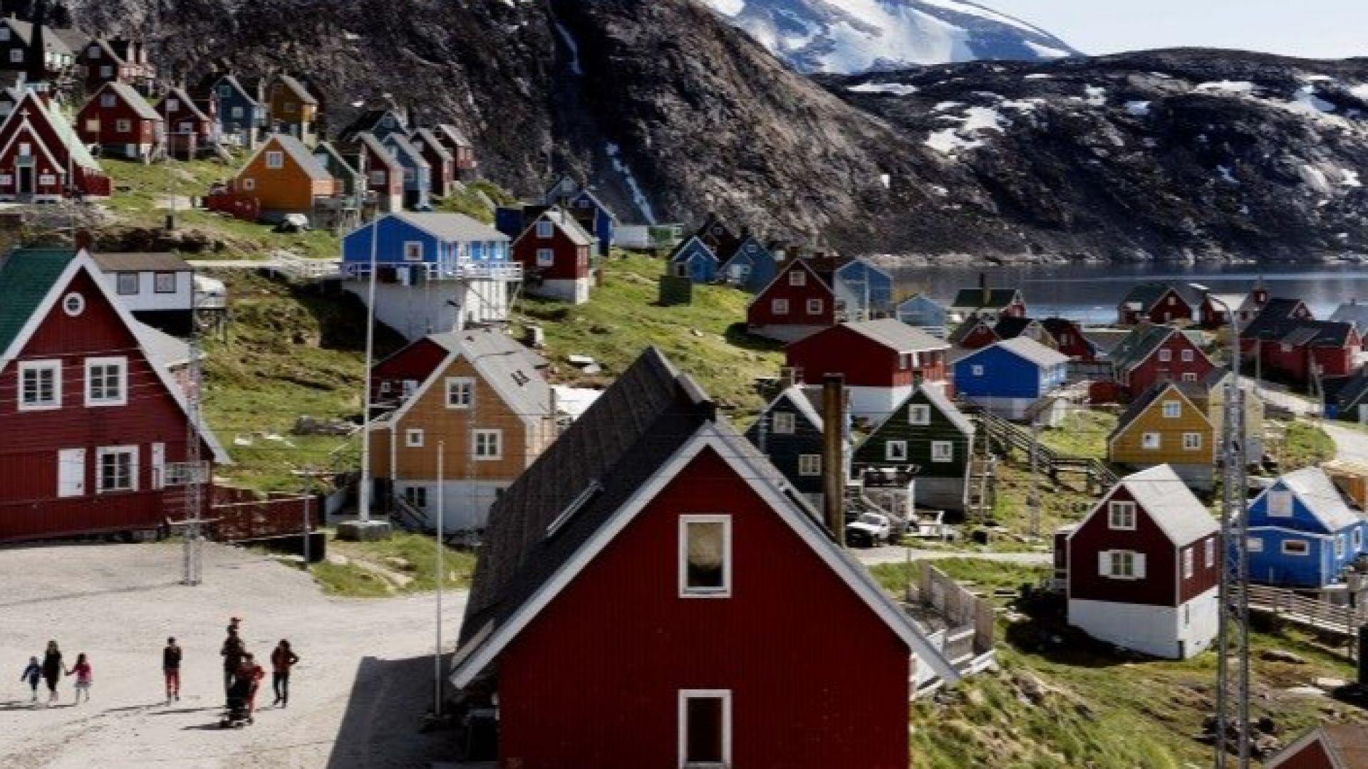 Гренландските власти изразиха днес радостта си, че американският президент Доналд