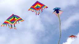 Парад на хвърчилата във Варна (снимки)