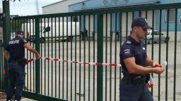 Полицията откри 75 кг кокаин, скрити в кашони с банани в Бургас