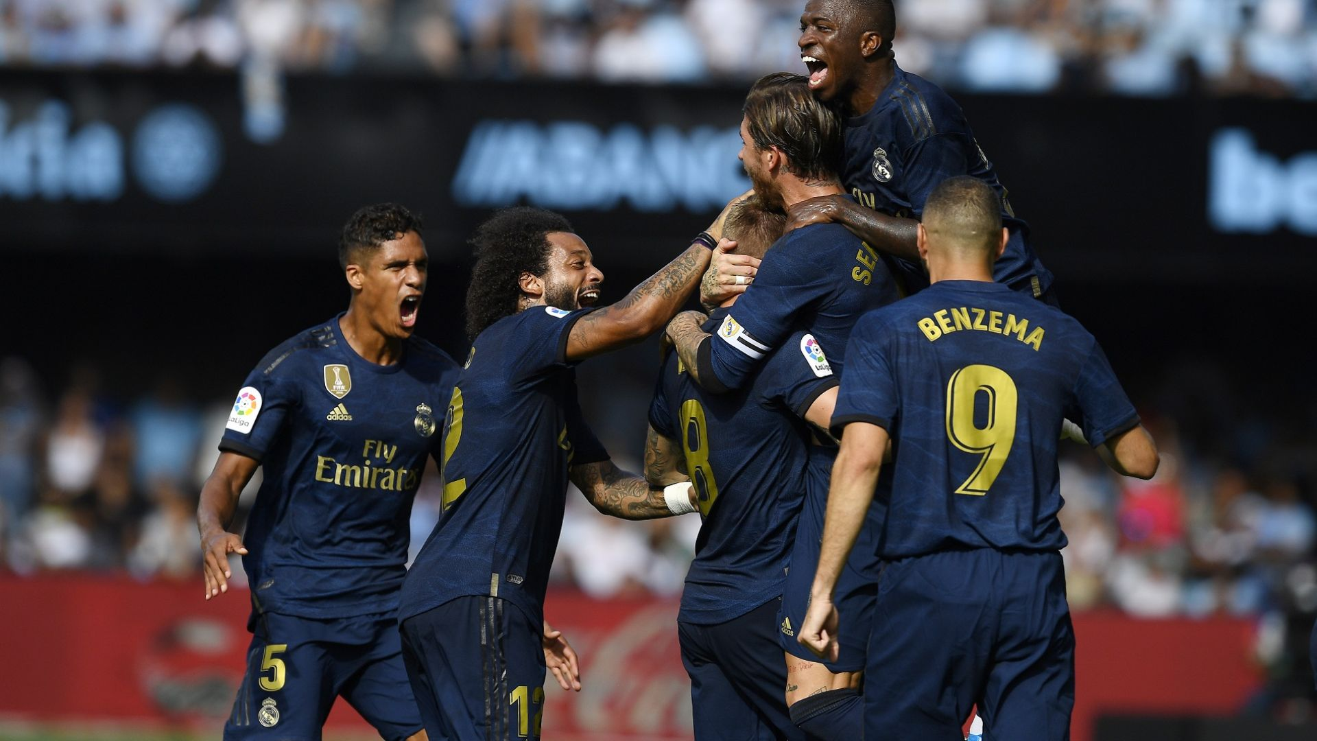 Реал не допусна изненада и потегли с победа