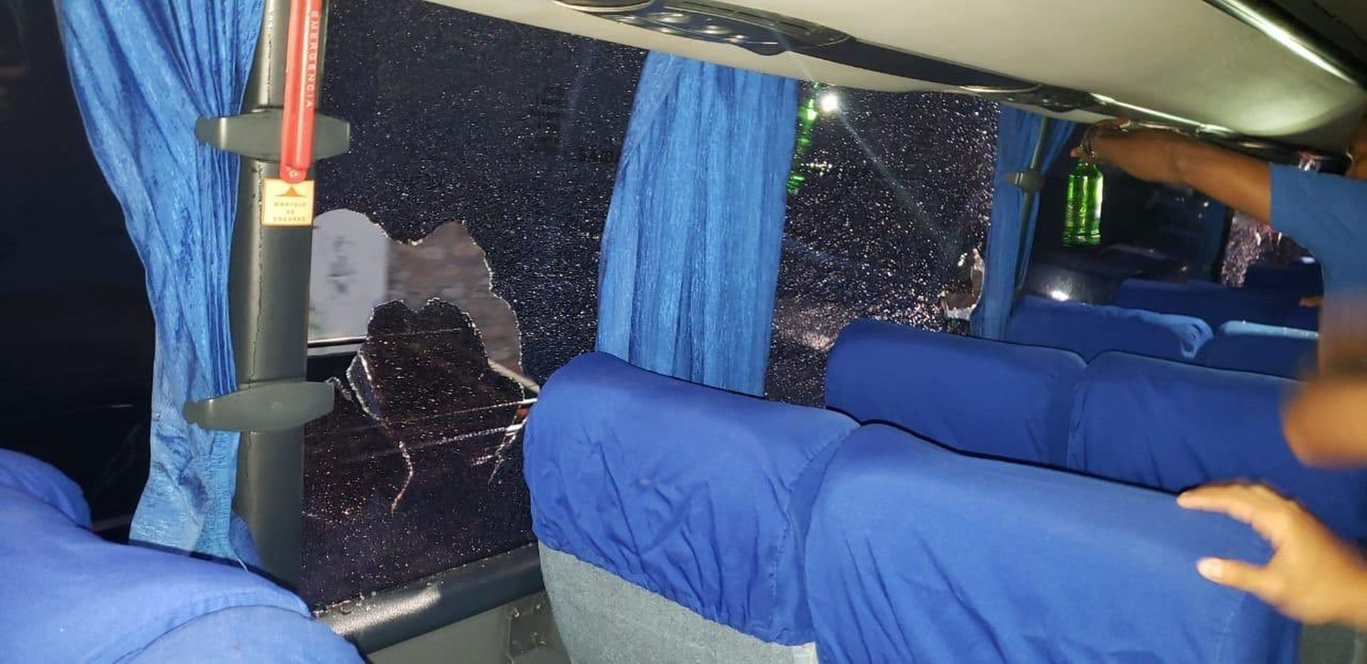 Автобусът на Мотагуа