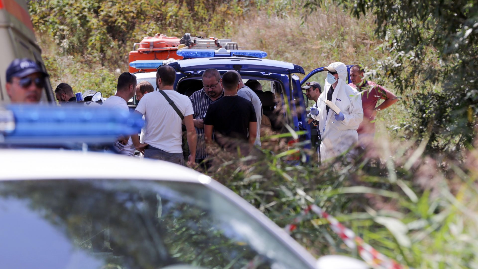 Второ тяло - на убит мъж, е намерено край Негован