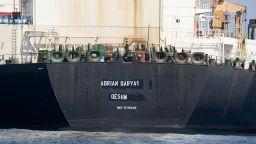 Иран предупреди САЩ да не проявява агресия към освободения от Гибралтар танкер