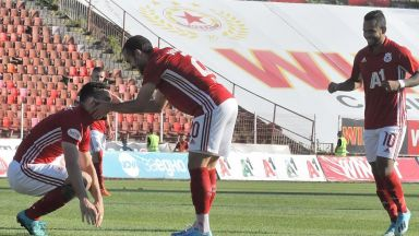 ЦСКА показа мощ в атака и надви Арда в мач с пет гола