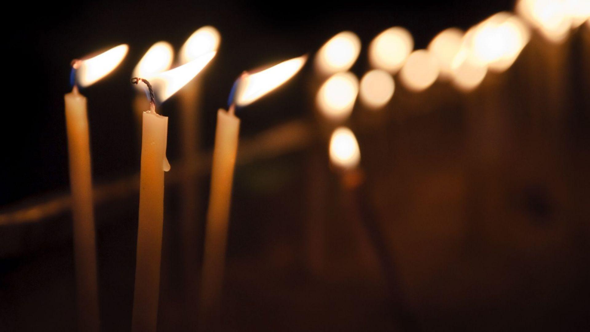 Снимка: Ден на траур за убитата Кристин в Сливен