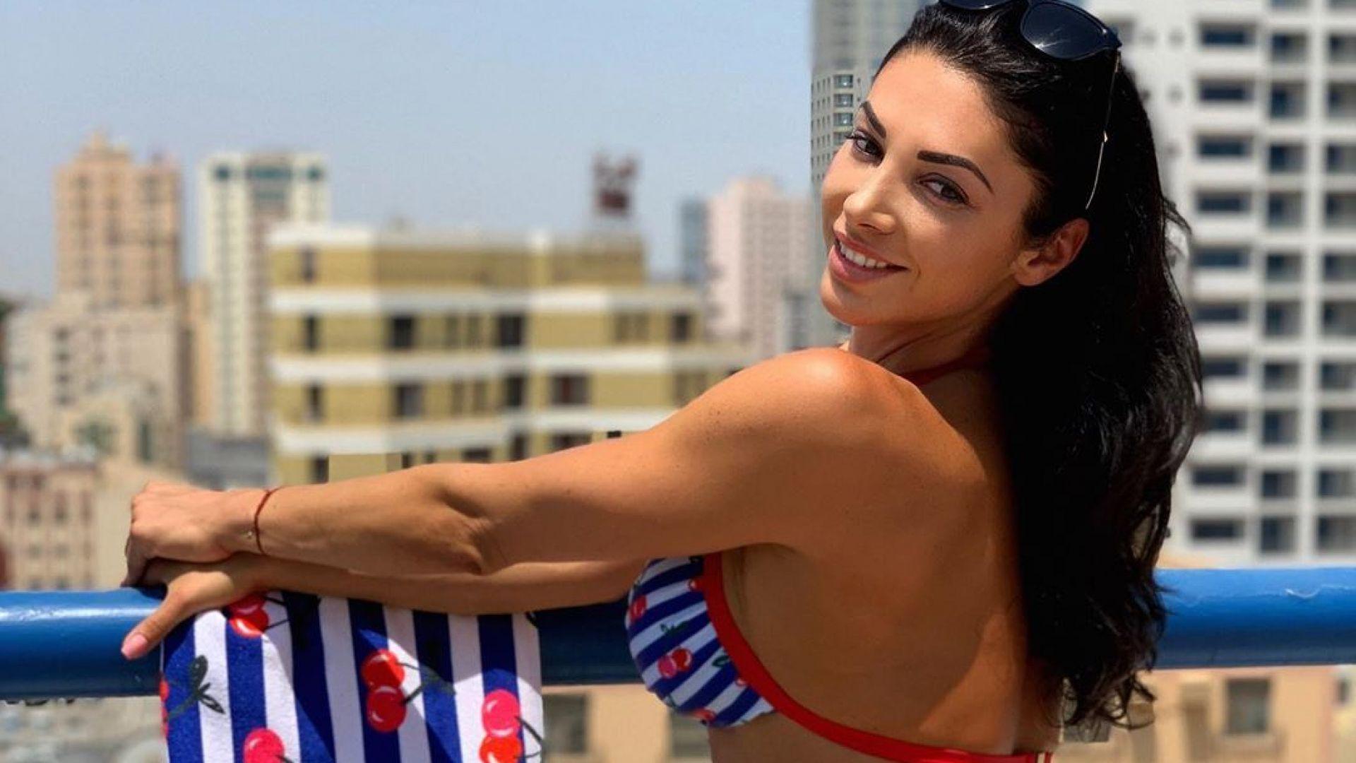 Биляна Йотовска пленява Бахрейн по бански