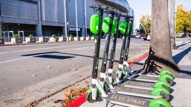 Услугата за електрически тротинетки Lime стартира до дни в София