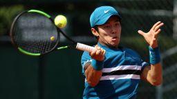 Лишен от слух кореец обори логиката и написа история в тениса