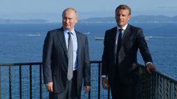 Макрон сменя курса: Русия в Г-8 ще е стратегическа грешка