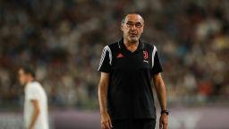 Ювентус призна - треньорът Сари е в болница