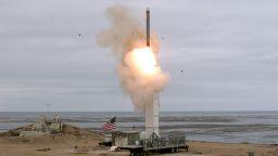 Какво знаем за тестваната от САЩ забранена ракета