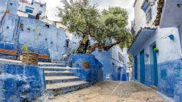 """Приказка от Африка или """"синята перла на Мароко"""""""