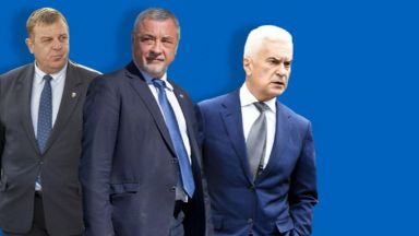 АНКЕТА: Ще се разпадне ли този път управляващата коалиция, след заканите на Валери Симеонов?