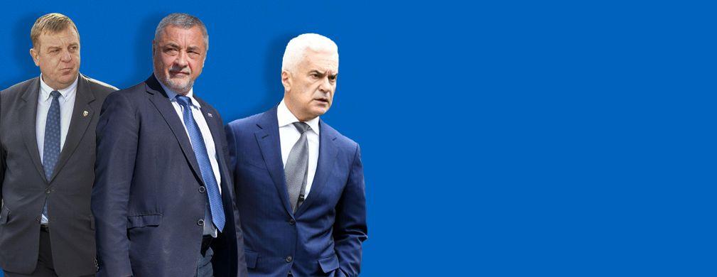 Ще се разпадне ли този път управляващата коалиция, след заканите на Валери Симеонов?