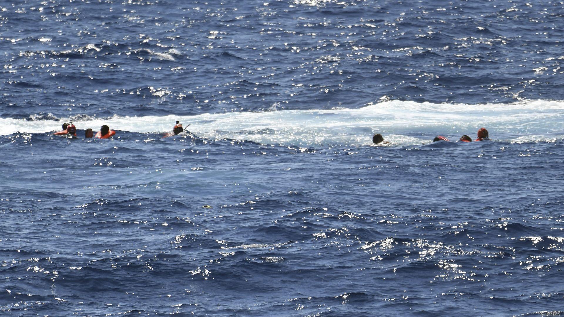 Испанското правителство съобщи, че изпраща свой военен кораб до италианския