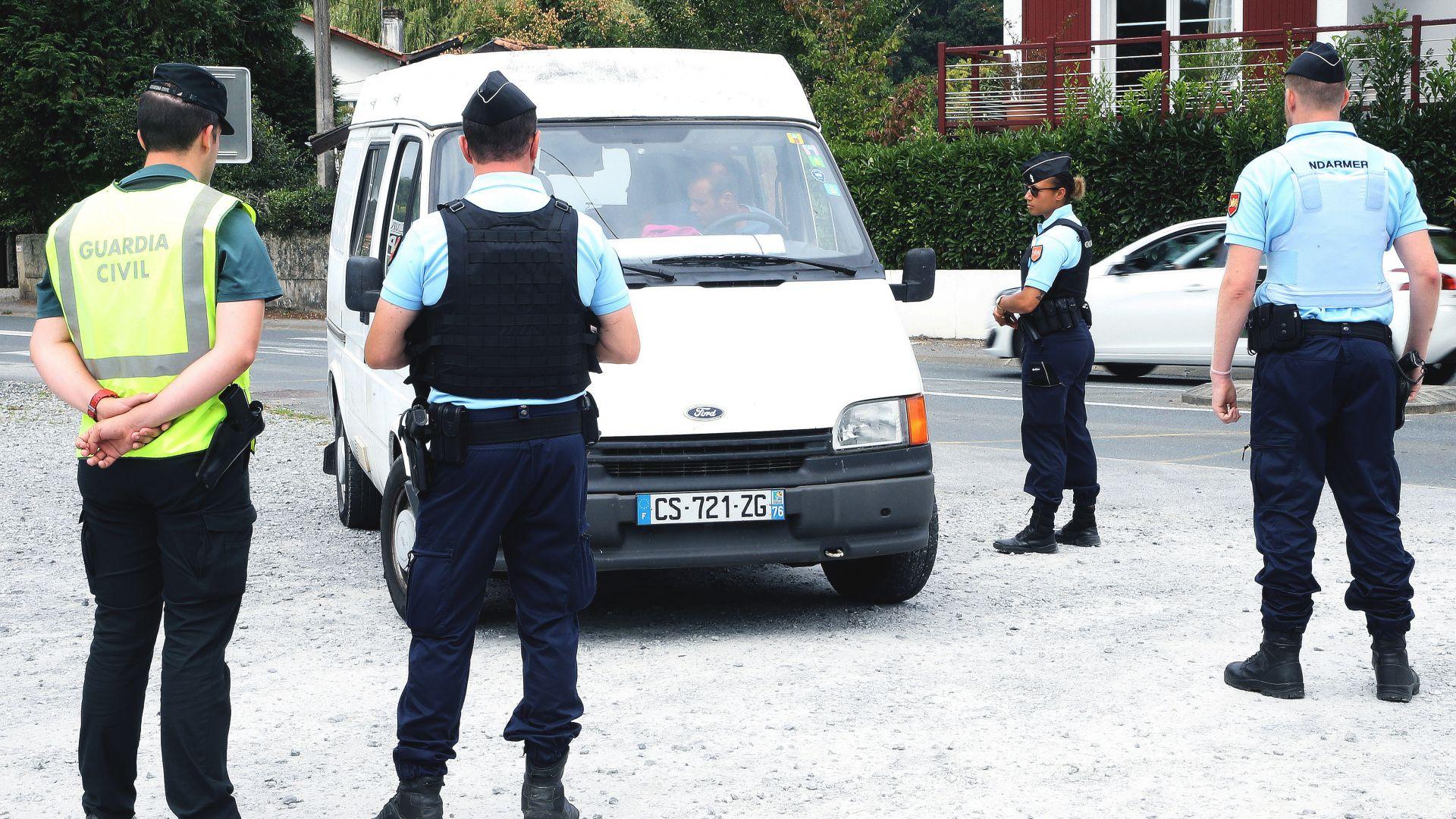 Над 13 000 полицаи и жандармеристи мобилизирани за срещата на Г-7