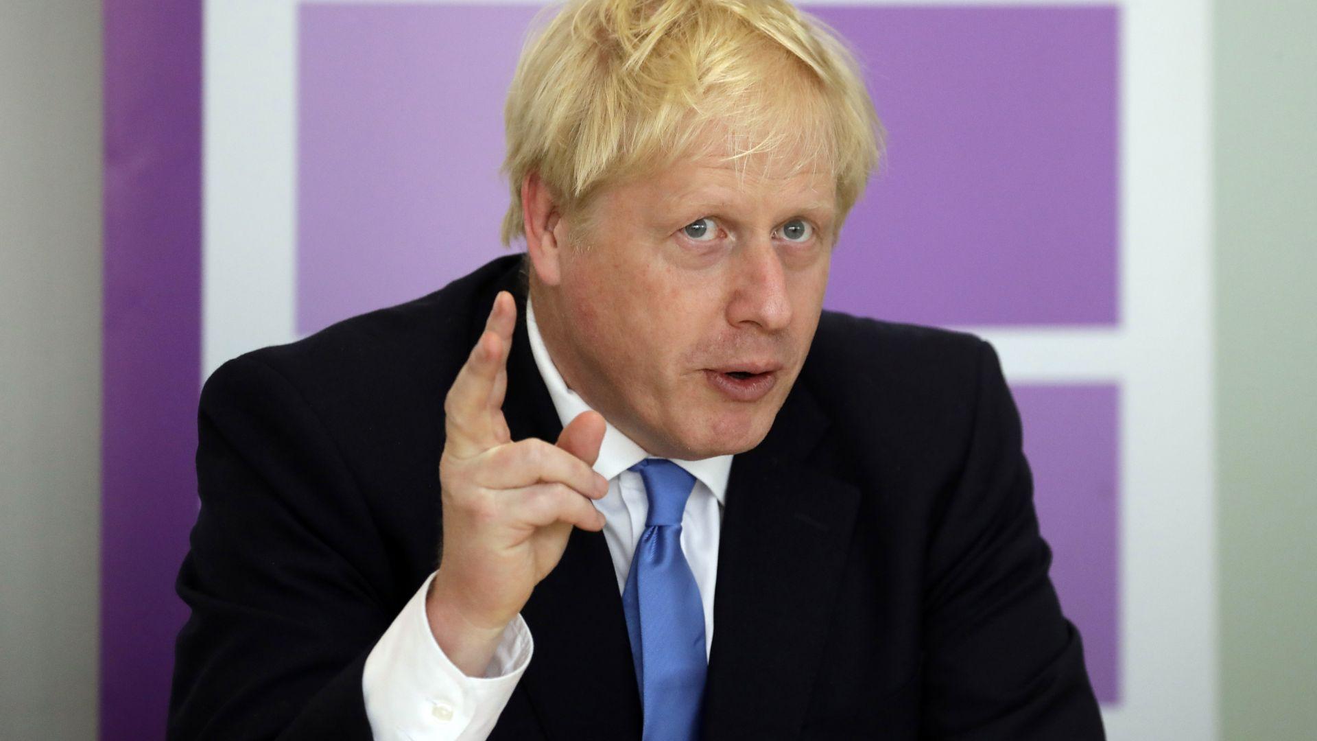 Борис Джонсън твърди, че все още е възможно споразумение за Брекзит