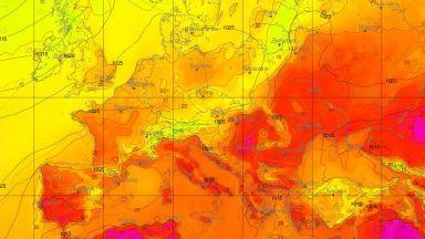 Температурите в света ще продължат да се повишават през следващите 5 години