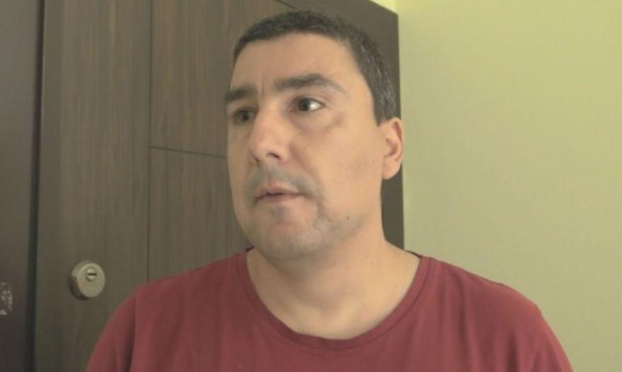 Светослав Стаматов приготвял разтвора