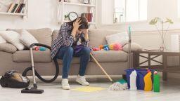 Домакинската работа подобрява мозъчното здраве