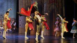 """Балетът """"Дон Кихот"""" на Старозагорската опера с гастрол в Античния театър в Пловдив"""