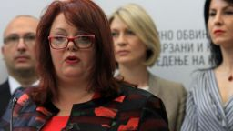 Полицията в Северна Македония задържа ръководителката на Специалната прокуратура Катица Янева