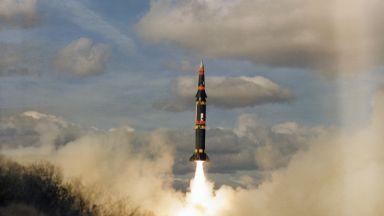 Ракетата, която изплаши СССР и европейците