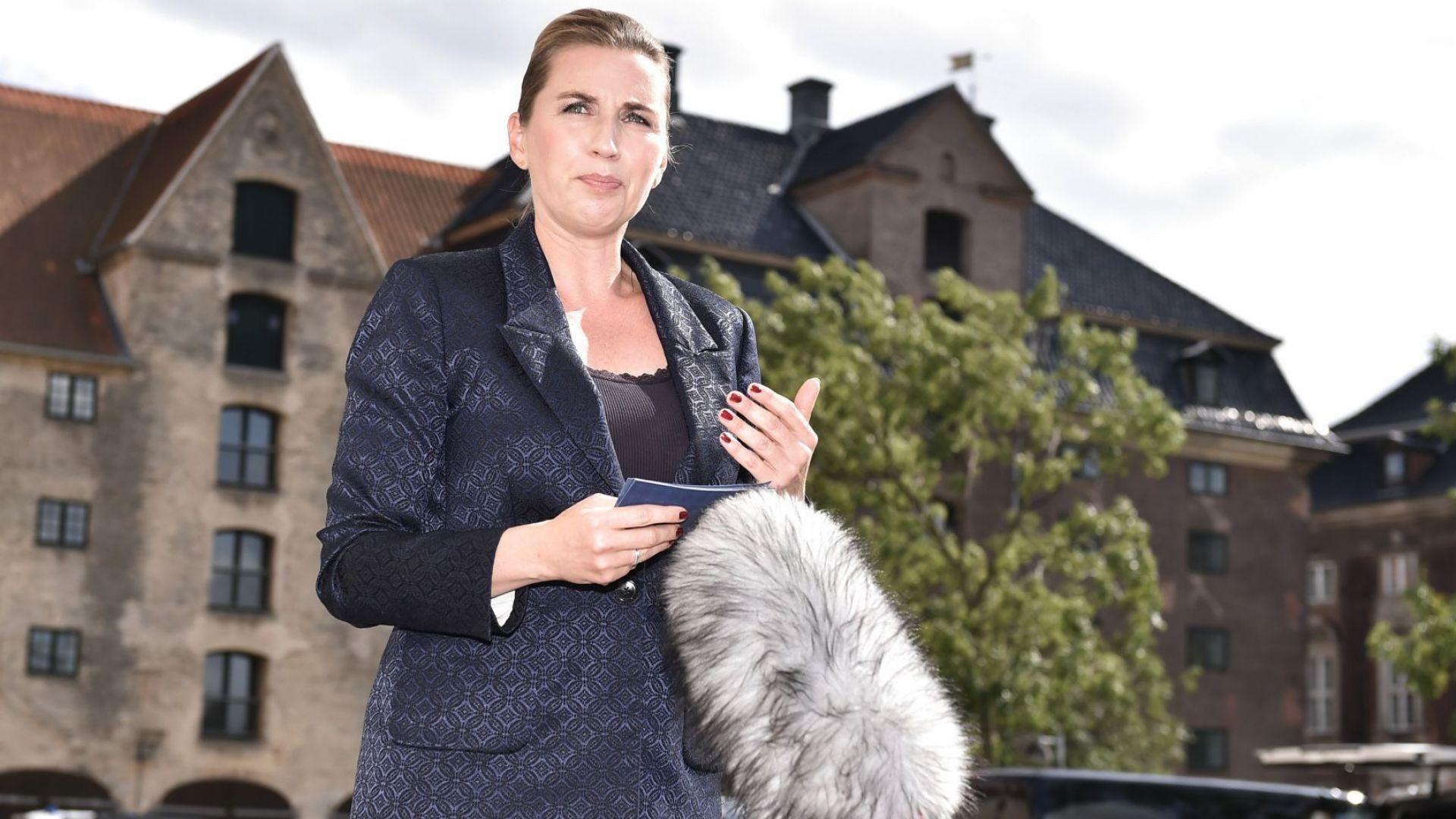 Виж още Датският кралски двор е изненадан от решението на