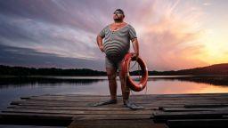 Наднормено тегло - добро за понасяне на екстремните горещини