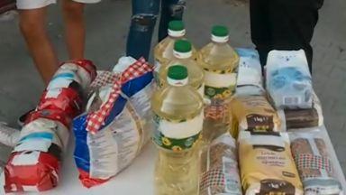 Ученици помагат на възрастни хора в обезлюдени села