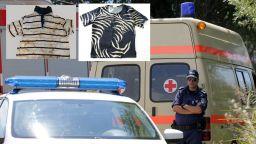 МВР пусна снимки на дрехите на мъжа и жената, чиито трупове бяха открити край Негован