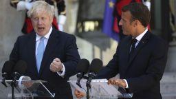 Макрон: До 30 дни може да се договори предпазния механизъм за Брекзит